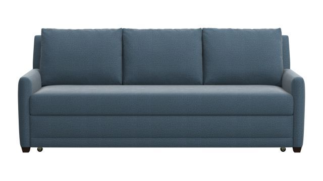 Reston Queen Trundle Sleeper Sofa Reviews Crate And
