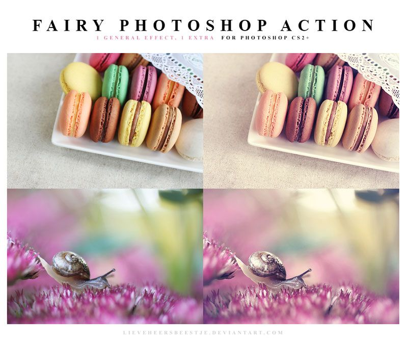 Best Free Photoshop Actions for Photographers | Photo editing tips