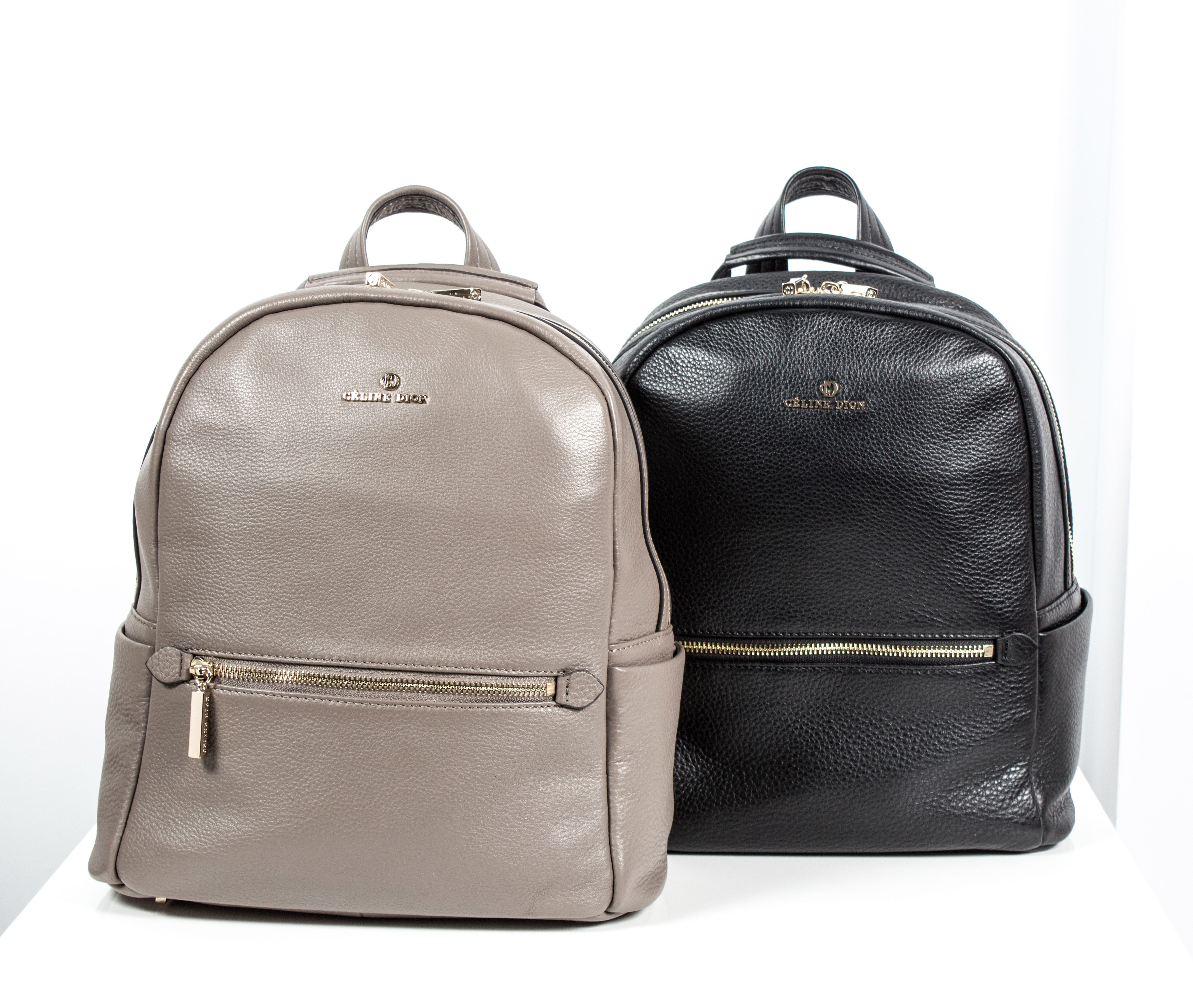 24a1e1e09ee9 ADAGIO - BACKPACK By Céline Dion  Zipped backpack with crossbody  convertible strap Front   back