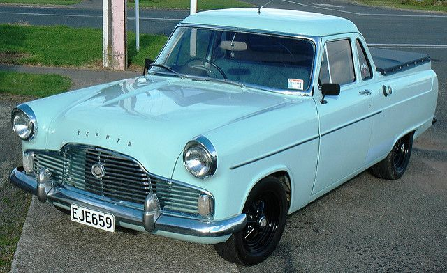 Mk Ii Ford Zephyr Ute Utility Factory Built Ford Zephyr Ford Classic Cars Chevy Pickup Trucks