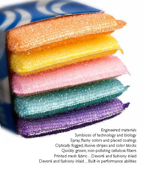 Synthetic (3) - Fashion Textiles Trends Autumn/Winter 2013 ...