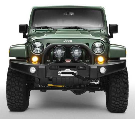 Special Edition Aev Filson Wrangler Is No Cheap Jeep Jeep