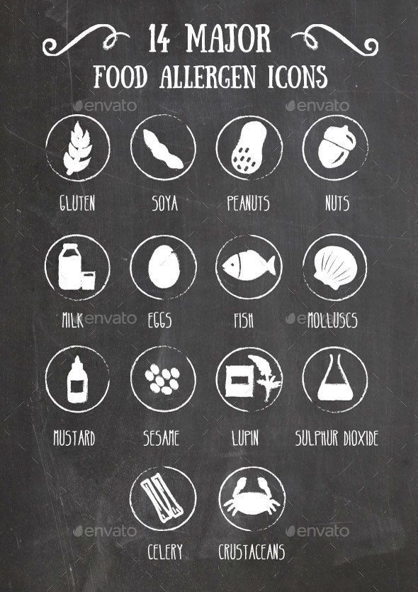 Pin by Bashooka Web & Graphic Design on Icon Design | Food ...