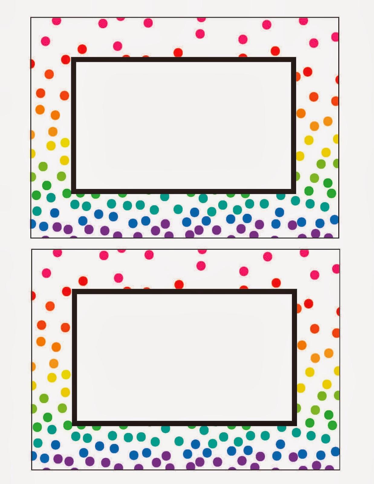 Pin By Crafty Annabelle On Rainbow Theme Printables