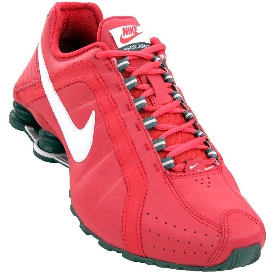 on sale 12f0d 9896b Women's Nike Shox Junior Running Shoes SALMON 454339-600 ...
