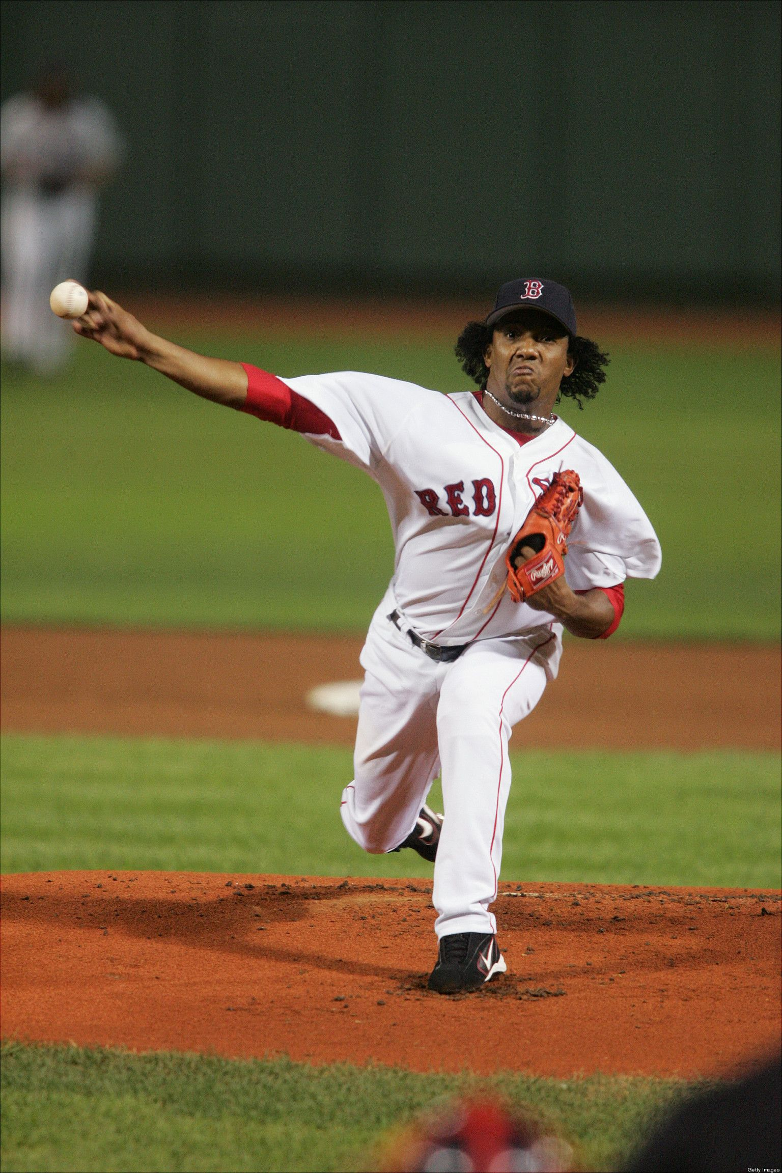 Pedro Martinez #20 on all time list for most batters hit with 141 ...