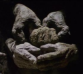 The Helping Hands Movie Art Labyrinth Art