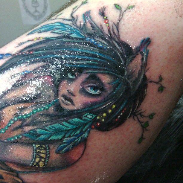 Wolf Headdress Tattoo: The 25+ Best Wolf Girl Tattoos Ideas On Pinterest