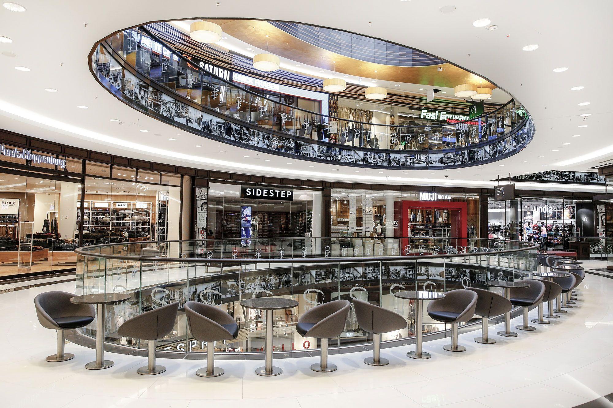 Mall Of Berlin Einkaufserlebnis Am Leipziger Platz In Berlin Mitte Start Mit Bildern Leipziger Platz Berlin Architektur