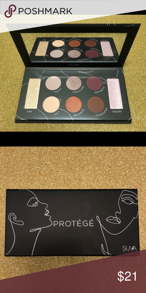 NEW MAKEUP EYESHADOW SUVA BEAUTY PROTÉGÉ PALETTE Makeup