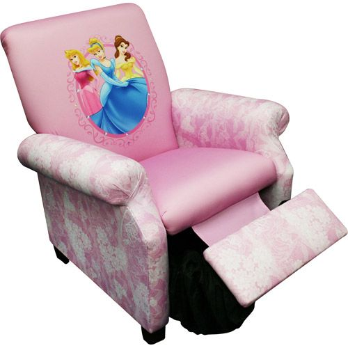 Princess Kids Chairs Disney Princess Hearts And Crowns Deluxe