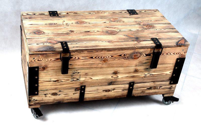 "Kufer+""Odłamkowy""+wersja+nature+w+Wood+You+Like+na+DaWanda.com"