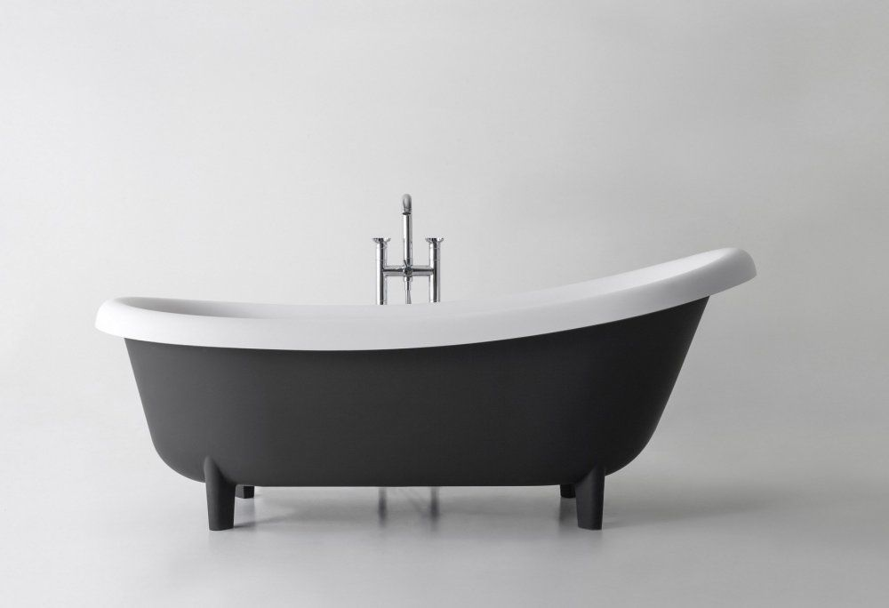 Retro Modern Free-standing Tub by Antonio Lupi | Tubs, Modern and ...