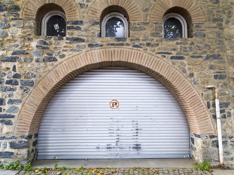 modern roller shutters