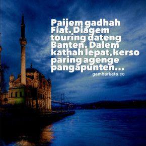 Gambar Kata Ucapan Idul Fitri Bahasa Jawa Bahasa Gambar