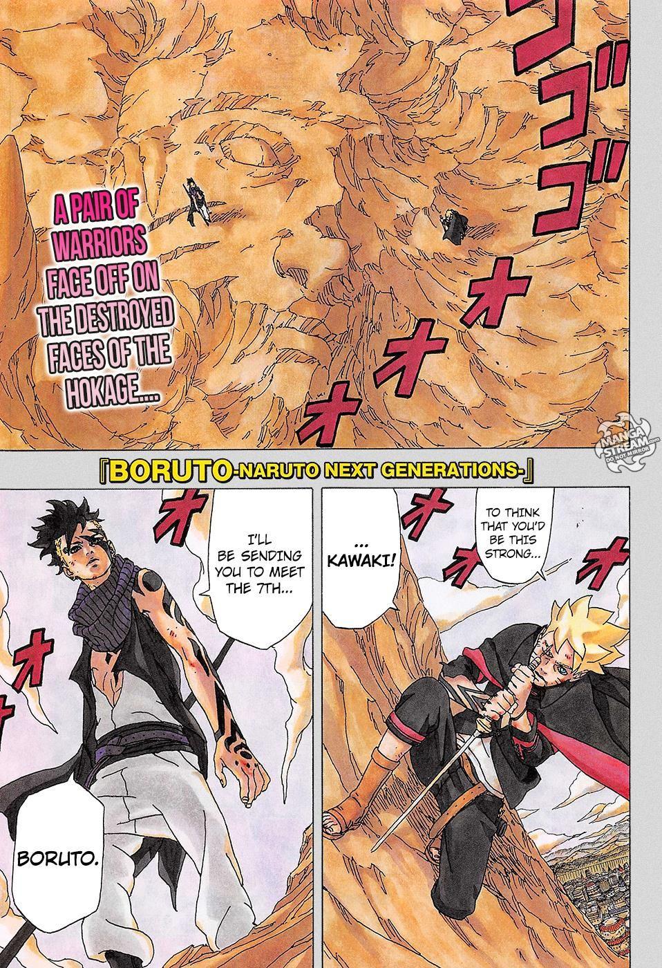 Boruto Manga Read Boruto Chapter 1 Page 1 Online Free