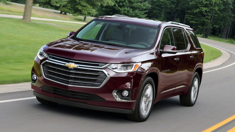 Gm Discontinues Turbo Four Engine In 2019 Chevrolet Traverse Chevrolet Traverse Chevrolet Captiva Chevrolet