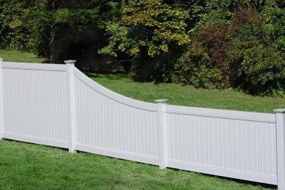 Vinyl Railing Systems Semi Privacy Styles Of Vinyl Fence Backyard Fences Vinyl Privacy Fence White Vinyl Fence