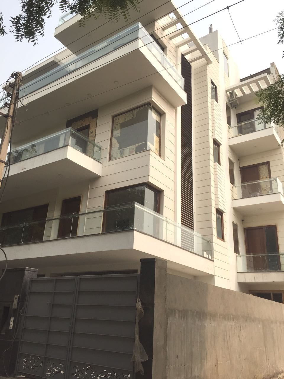 Builder Floor 4 Bhk Sushant Lok 2 Gurgaon Luxury Apartments Builder Flooring