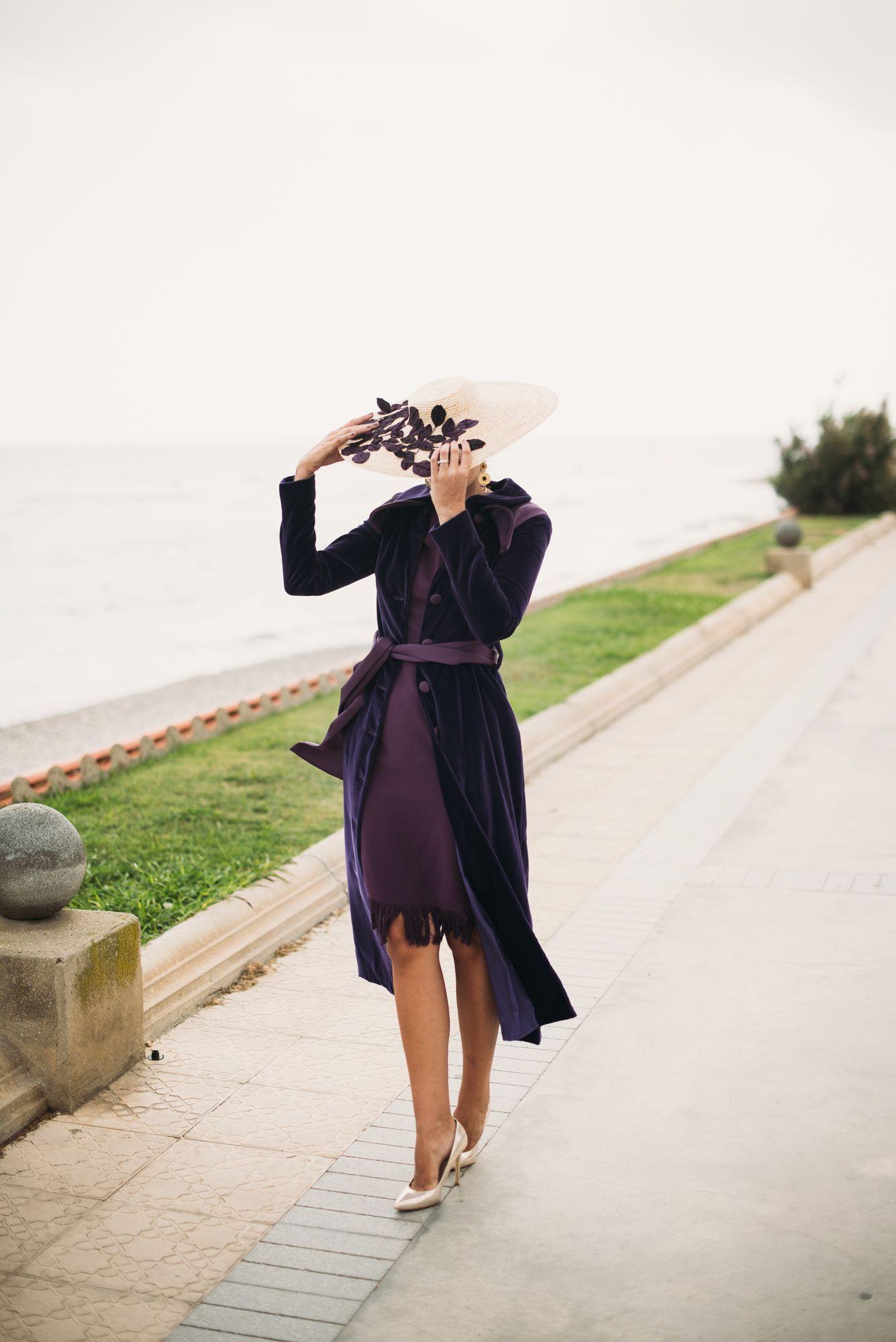 Look invitada: viento con terciopelo | StyleLovely Blogs
