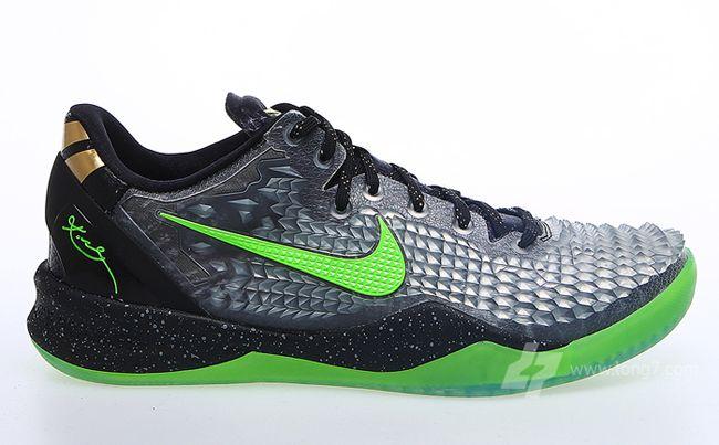 "Nike Kobe 8 System SS ""Christmas"" (Release Info   Pics) 63e6e1b68"