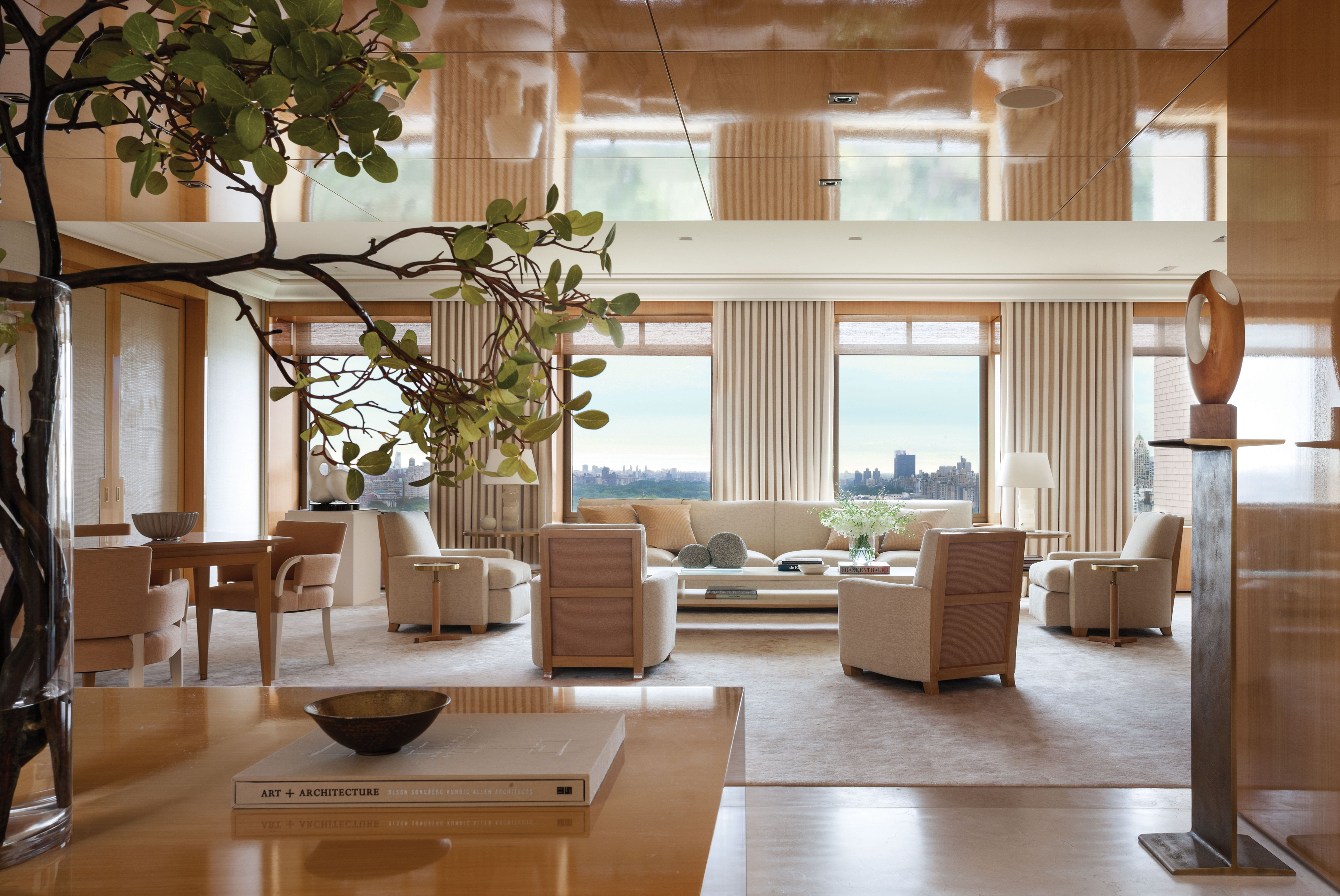 Browse Beautiful Images Of Thomas Pheasant Interiorsu0027s Central Park South  Project On Explore This Apartment In New York, NY And Other Breath Taking  Designs.