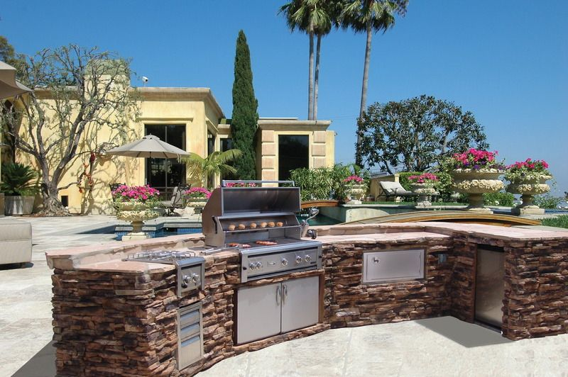 Inspirational Outdoor Bbq Grills Ideas