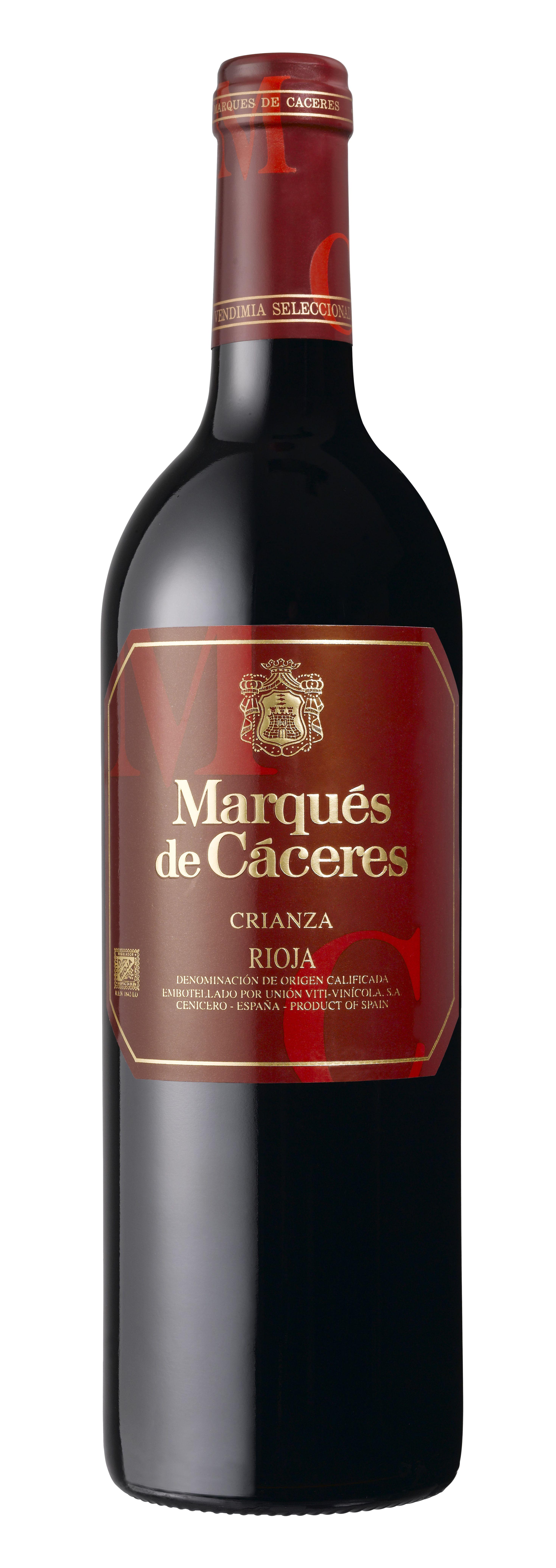 Marques De Caceres Spain Vinos Y Quesos Vinos Vino Rioja