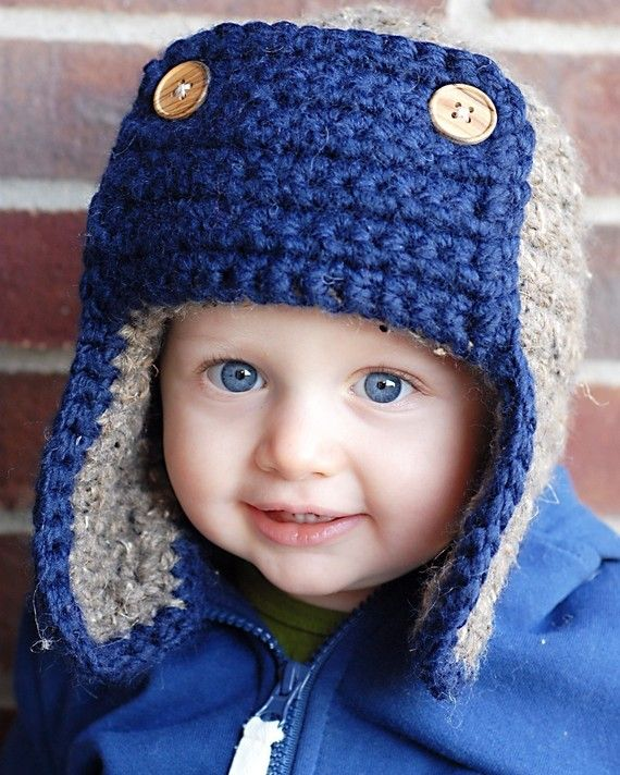 The Bomber Hat Crochet Pattern Permission To Sell By Adrienneengar