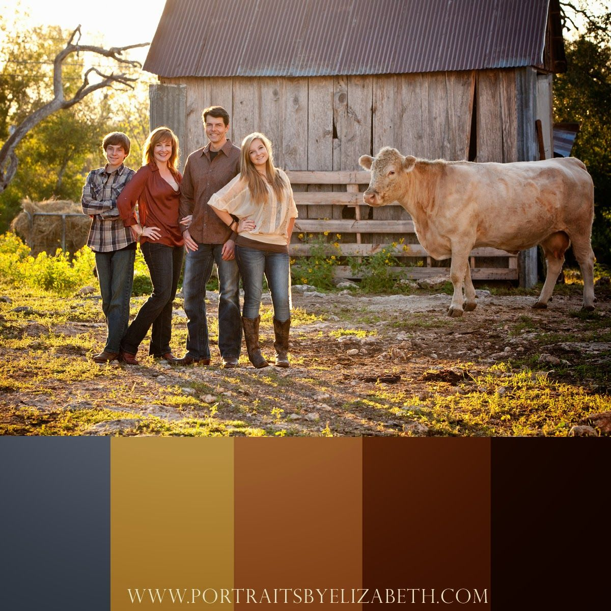 San Antonio Family Photographer: E-blog: Fall Family Portrait Clothing Ideas {San Antonio
