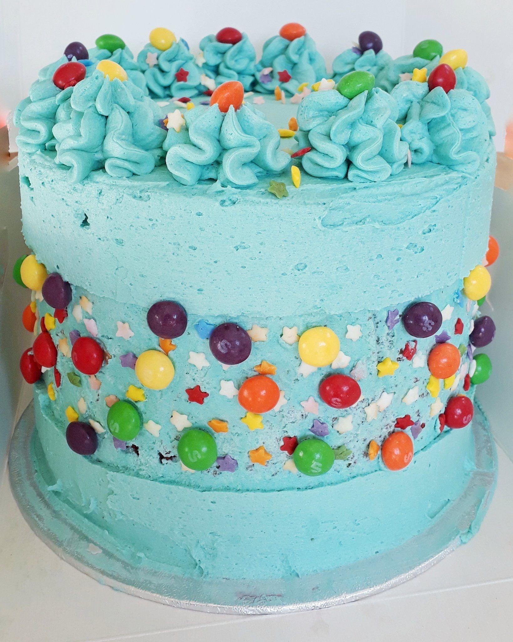 Gluten Free And Dairy Free Rainbow And Pinata Cake Cake Pinata Cake Desserts