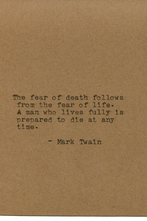 Image of: Typed Mark Twain Quote Made On Typewriter Home By Flightoffancyprints Pinterest Mark Twain Quote Made On Typewriter Home By Flightoffancyprints