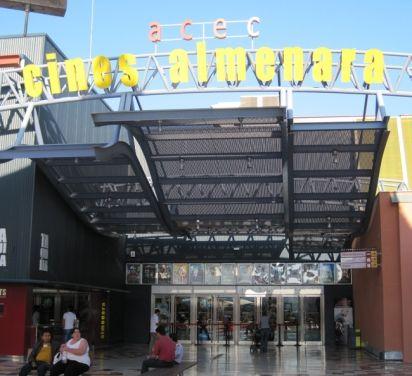 Cines ACEC Almenara en Lorca (Murcia): 10 salas de cine con los últimos estrenos y las mejores películas en 3D. Teléfono: 968 463 417 . http://www.acecalmenara.com/index.php