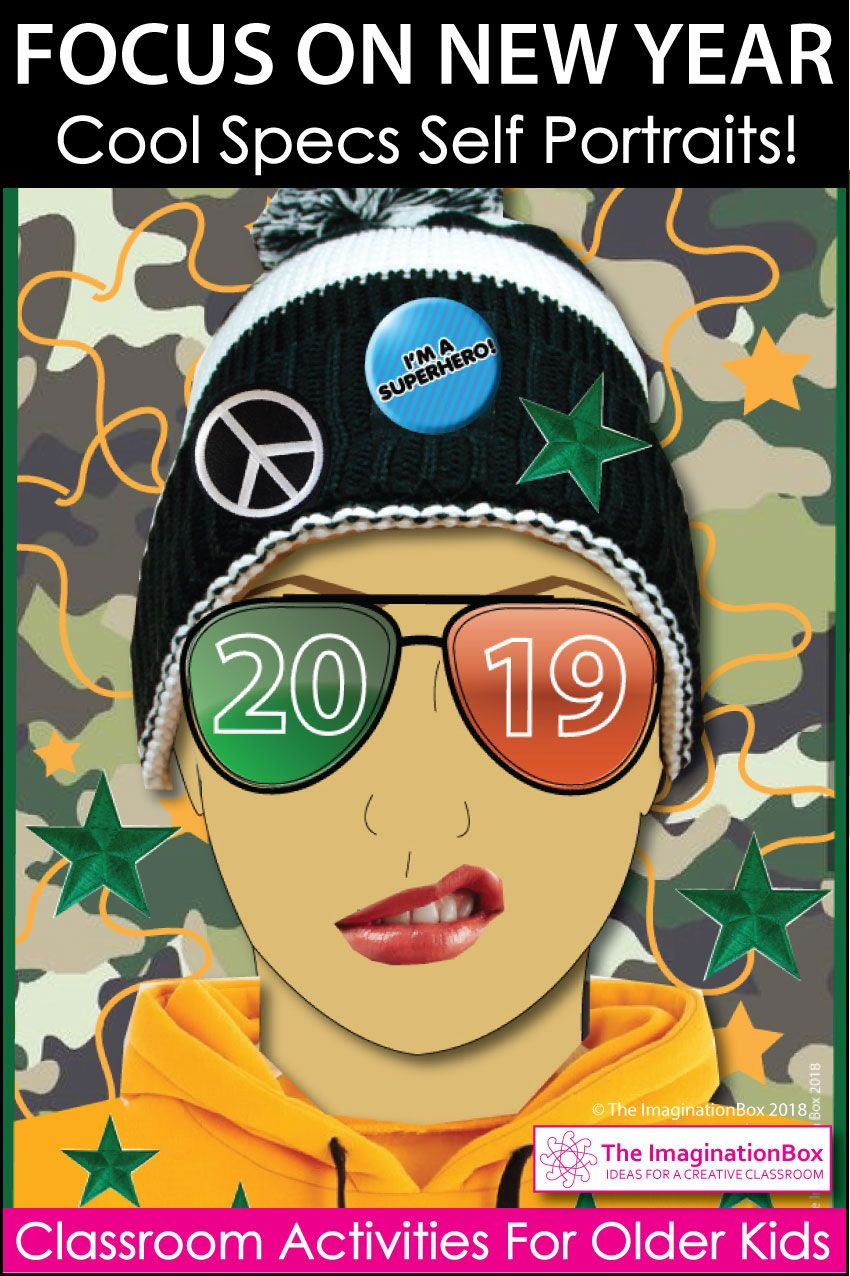 New Years 2020 Coloring Pages, Goals and Resolutions