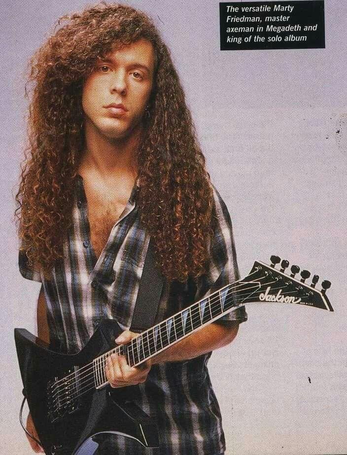 Martin Freeman   Metal in 2019   Megadeth, Marty friedman, Metal bands
