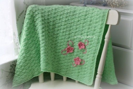 Vintage Crochet Baby Blanket Patterns Free Crochet Blanket And
