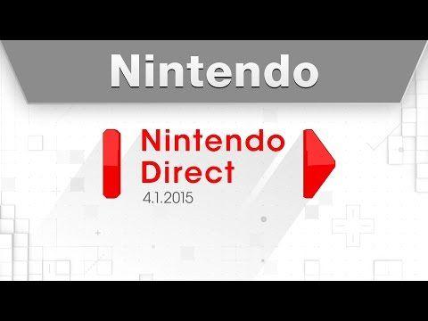 April Nintendo Direct Response