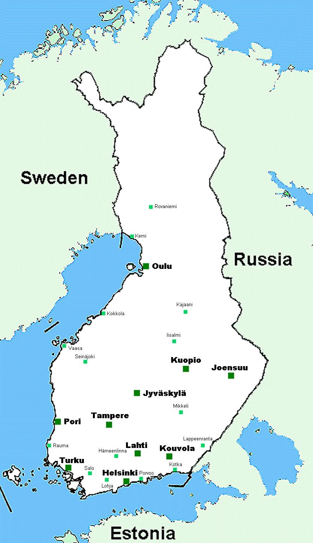 Finland Finland Travel Suriname