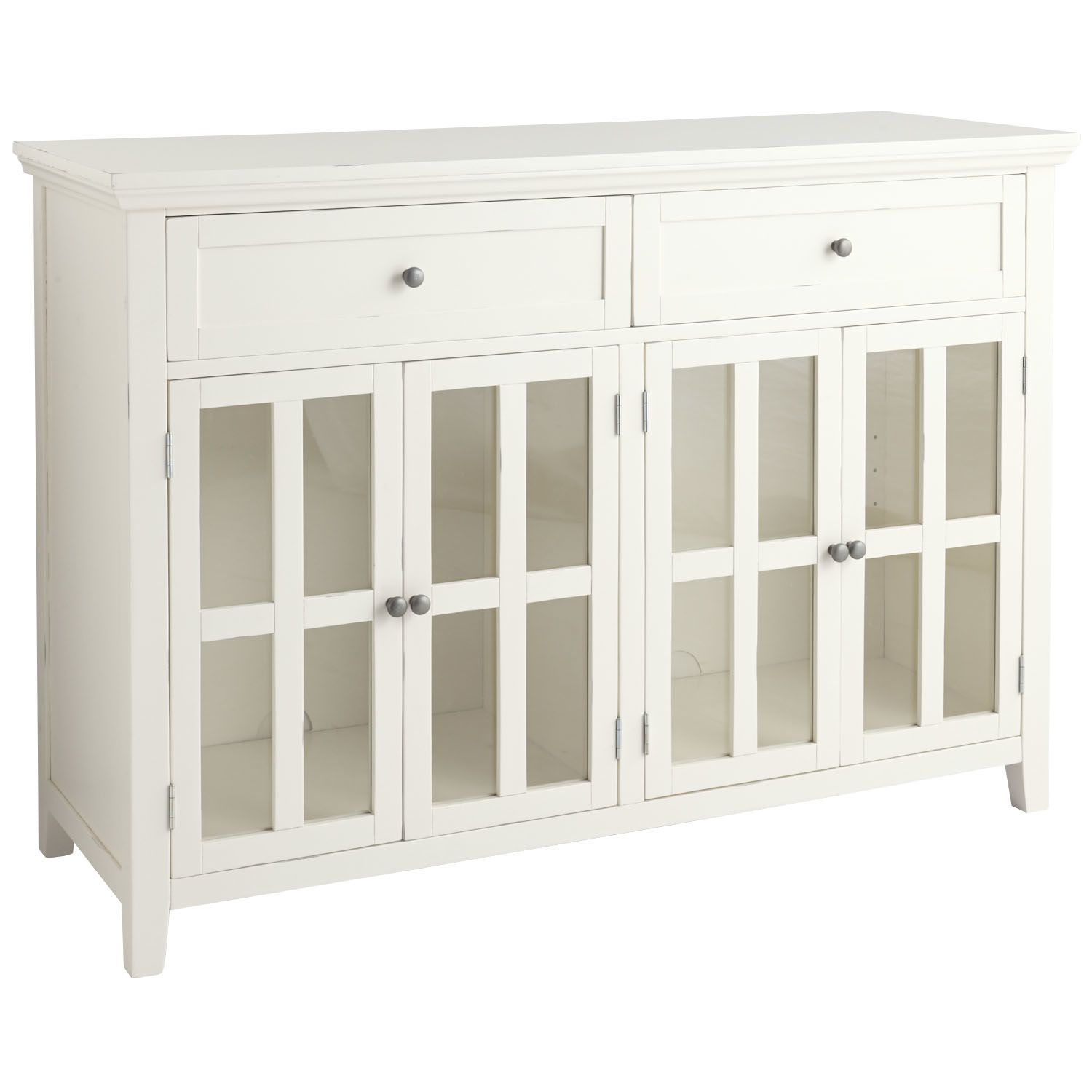 Ronan Buffet Antique White Pier 1 Imports