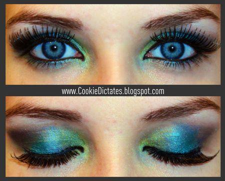to try  makeup skin makeup mermaid eyes