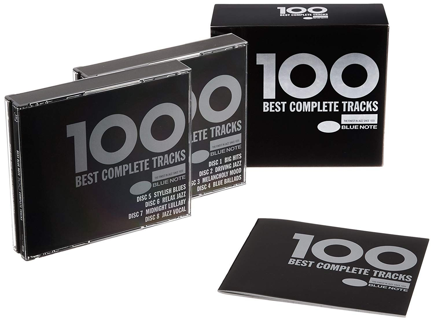 100 Best Complete Tracks Notes Company Logo The 100