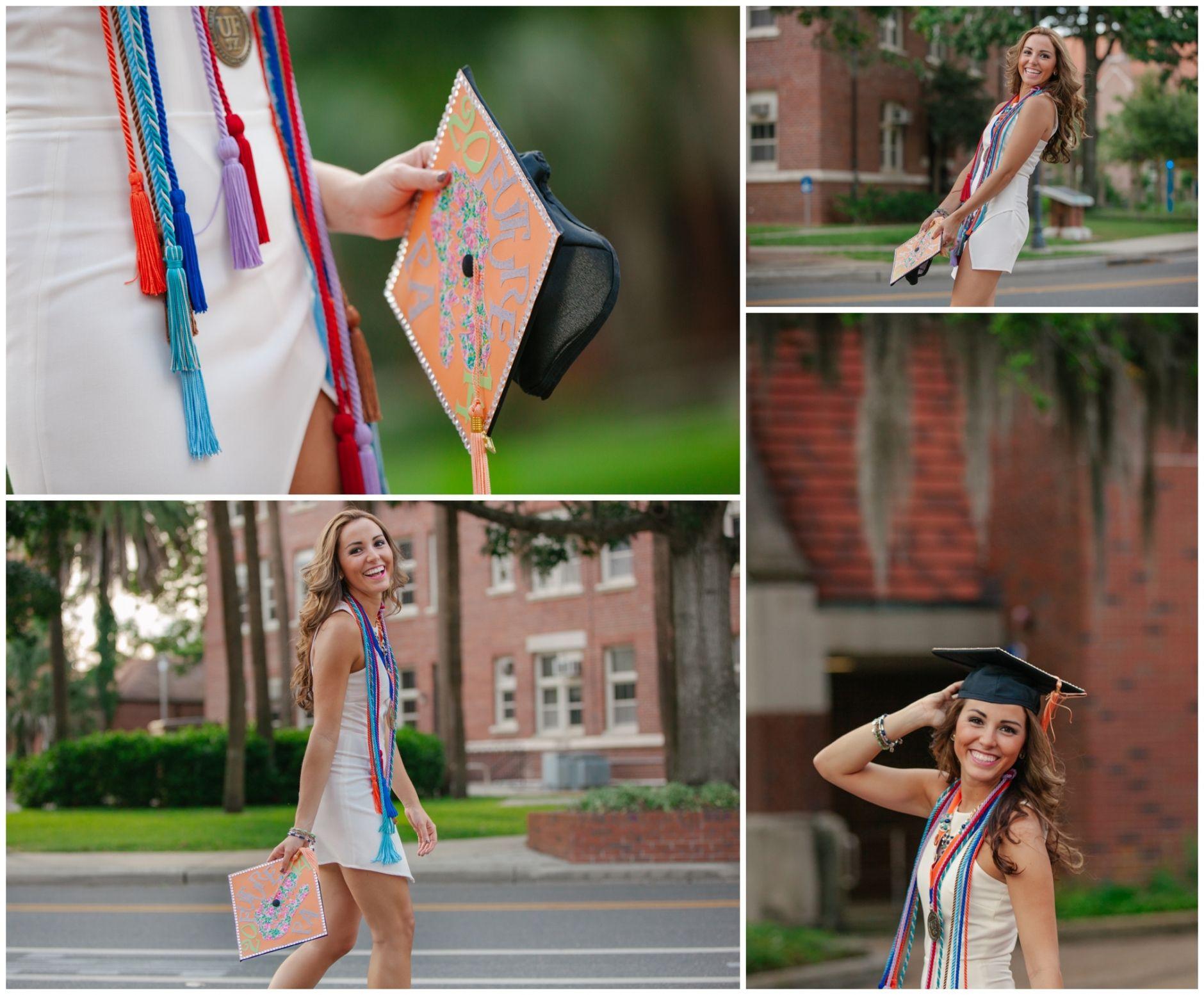 Ashley\'s graduation UF   School ideas   Pinterest   Ashley s ...