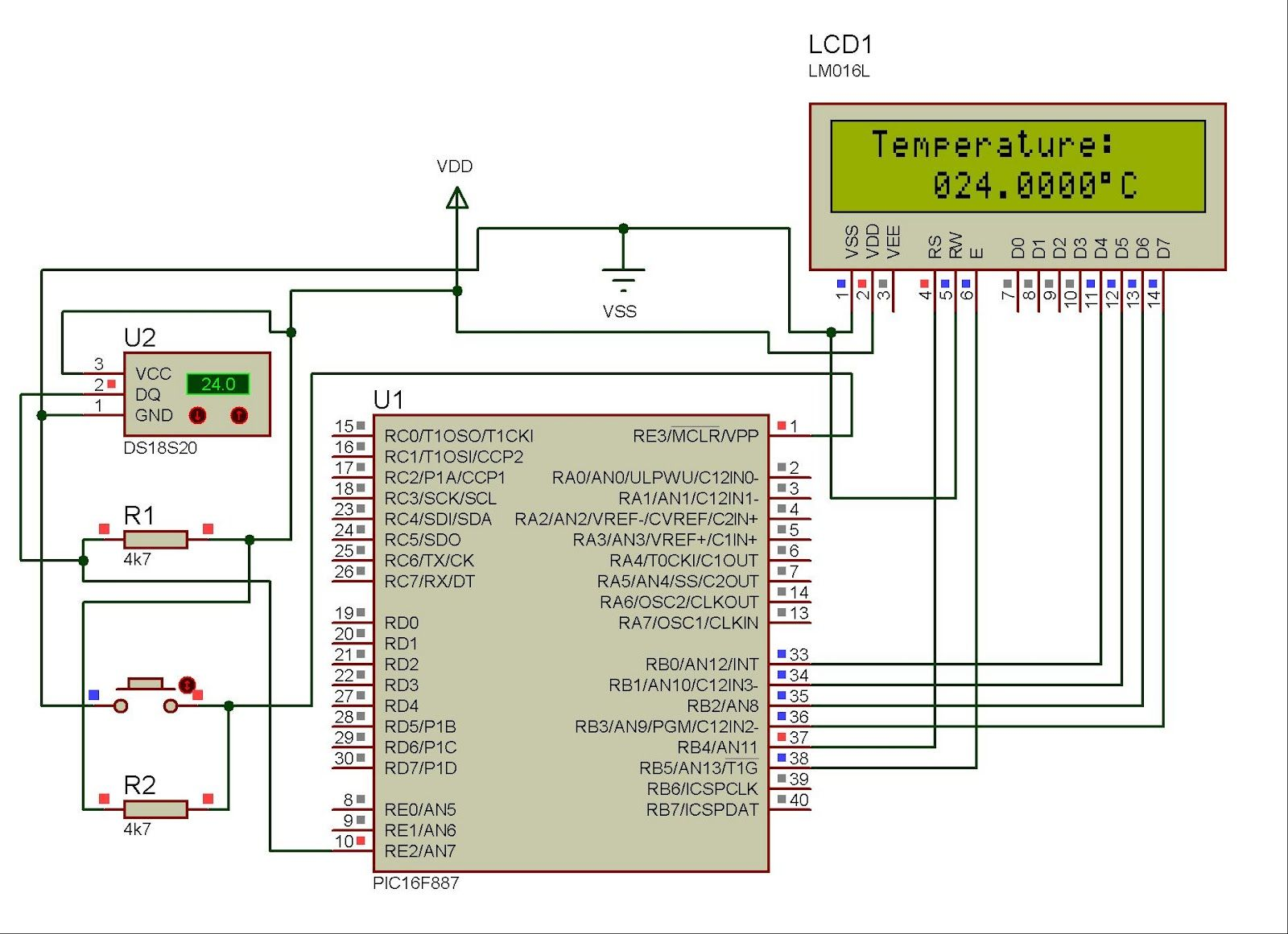 Latest Microcontroller Based Projects List