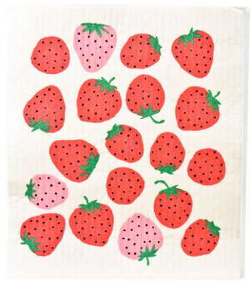 BERRY dishcloth