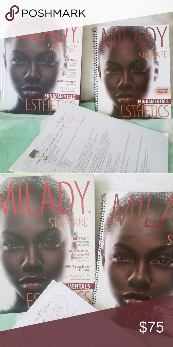 Milady Esthetics Textbook Esthetics Textbook History Of Cosmetics