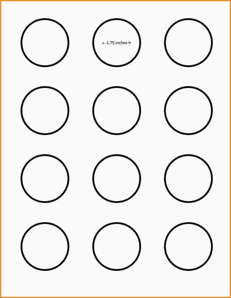 Macaron template 799 for Printable french macaron template