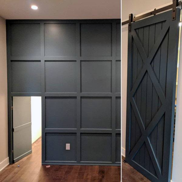 Top 50 Best Hidden Door Ideas Secret Room Entrance Designs Hidden Rooms Small Closet Door Ideas Secret Rooms