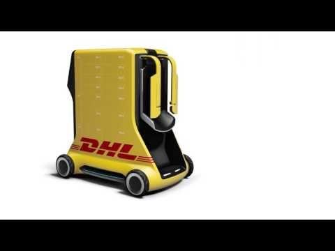 Eco Line Dhl Innovation Challenge 2016 Youtube Futuristic Cars Design Innovation Challenge Robots Concept