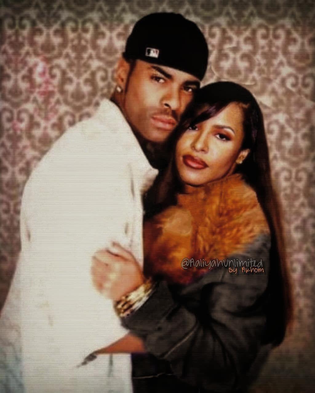 Ginuwine dating Aaliyah