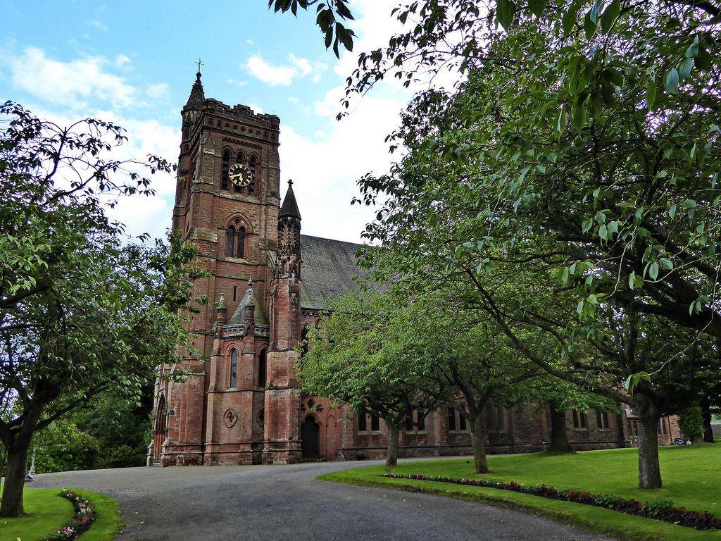 Moffat Church